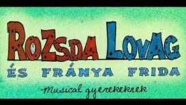 Embedded thumbnail for Rozsdalovag és Fránya Frida - Olvasópróba
